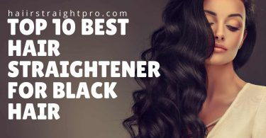 hair straightener for black hair