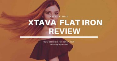 Xtava flat iron review