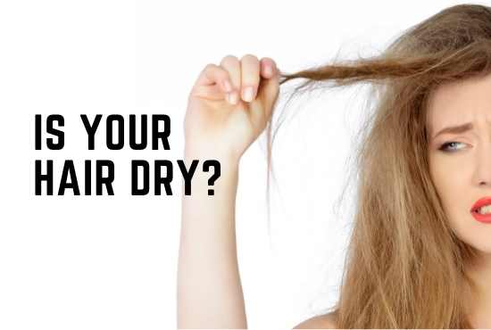 Is your hair dry?